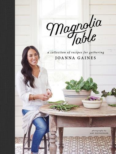 Magnolia Table Joanna Gaines Recipe Book Amazon