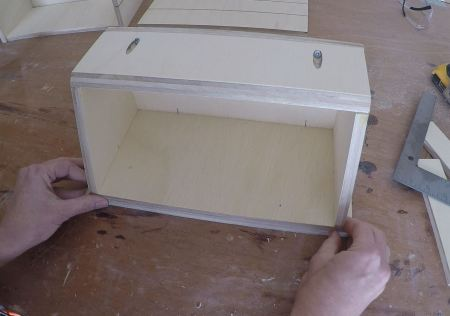 Remodelaholic Spice Cupboard Assemble (49)