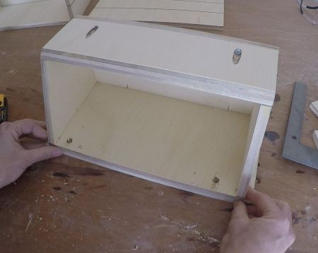 Remodelaholic Spice Cupboard Assemble (52)