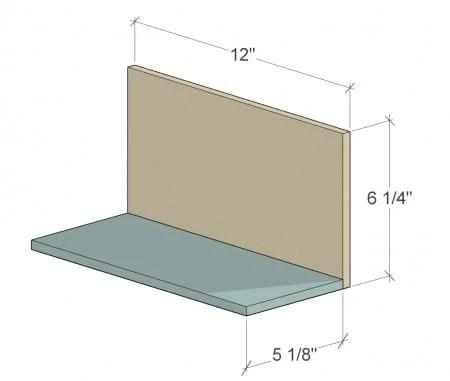 Remodelaholic Spice Cupboard Pocket Holes (12)