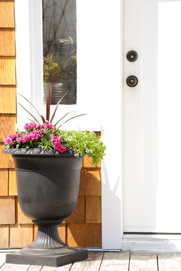 How To Create Beautiful Outdoor Pots And Planters | This Mamas Dance For Remodelaholic 28