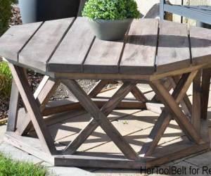 Octagon X Table Hertoolbelt Feature