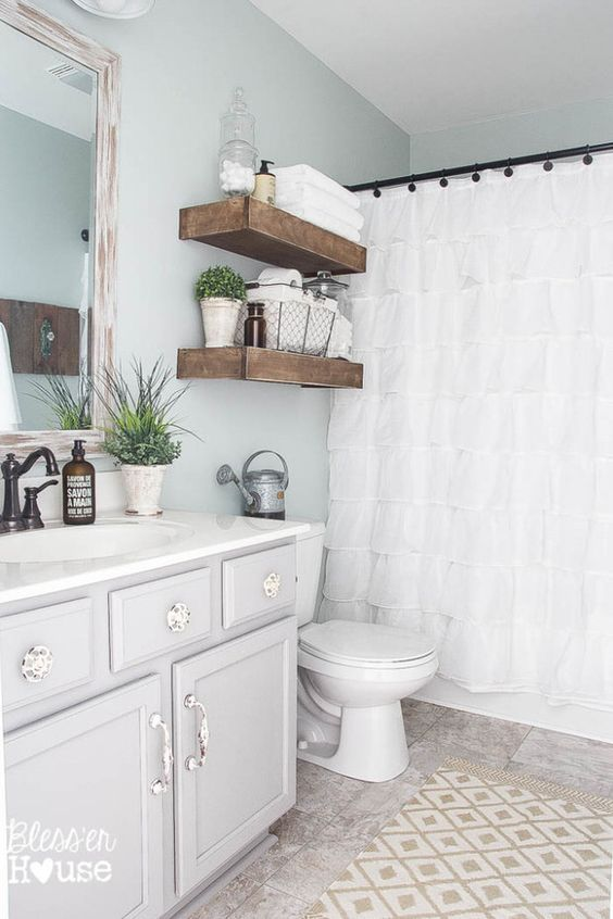 Cost Effective Bathroom Update Ideas