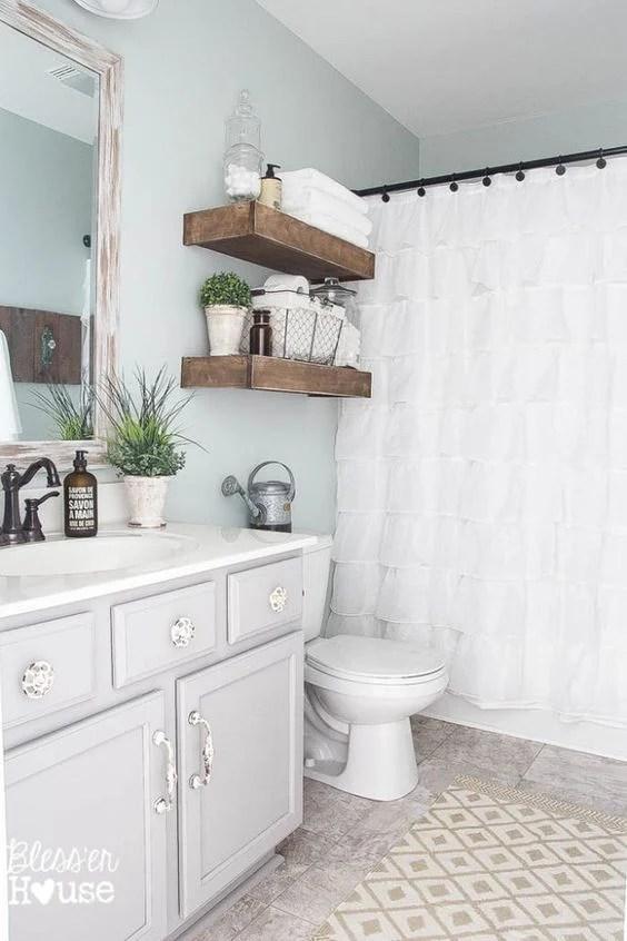 Merveilleux Cost Effective Bathroom Update Ideas