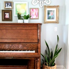 Want To Decorate My Living Room Daybed Remodelaholic | Easy Gallery Wall Ideas + Tips For Hanging ...