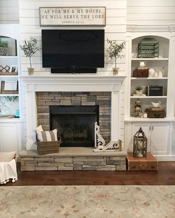 Remodelaholic | Real Life Rooms: Decorating Ideas for a TV ...