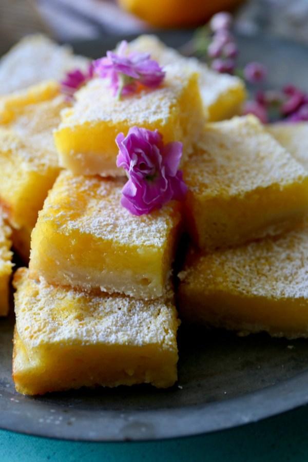 Remodelaholic Dessert Recipe Lemon Bars 4