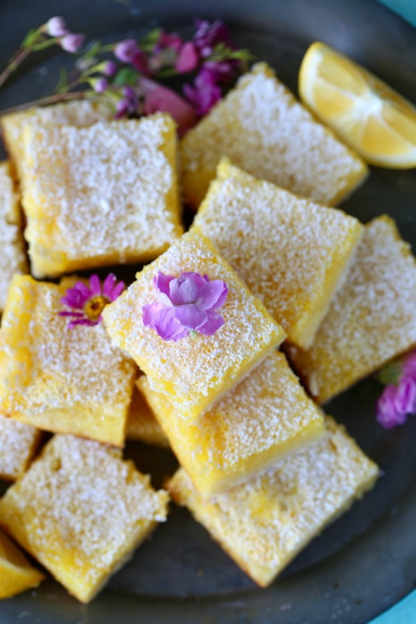 Remodelaholic Dessert Recipe Lemon Bars 7