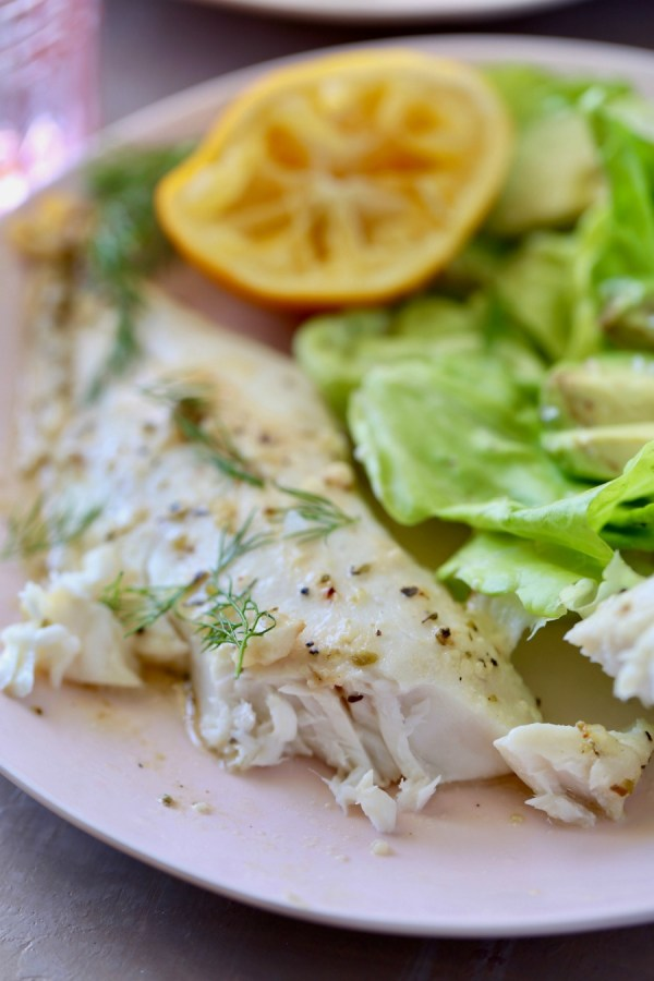 Remodelaholic Recipes Baked Lemon Tilapia 5