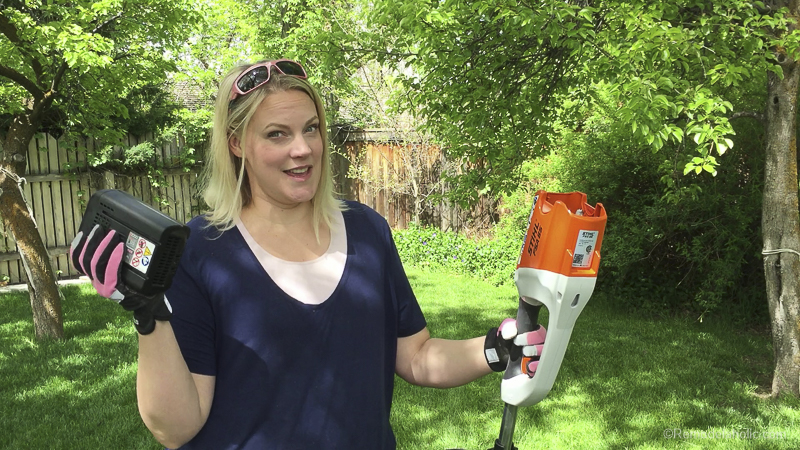 Tips For Trimming And Edging Your Lawn Like A Pro With Stihl @Remodelaholic 16
