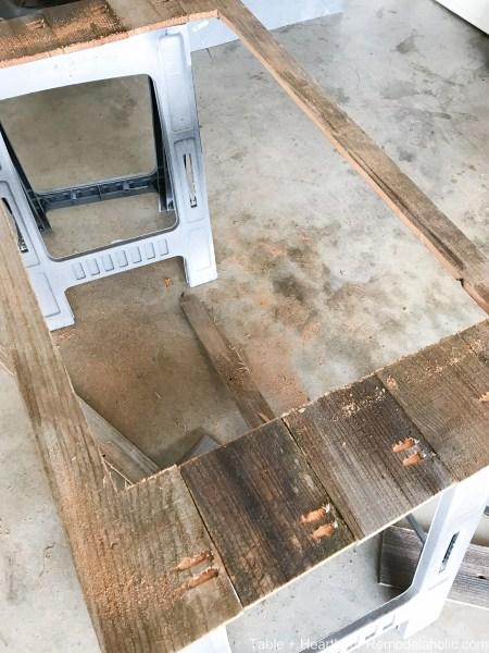 Table And Hearth Metal Display Board 11