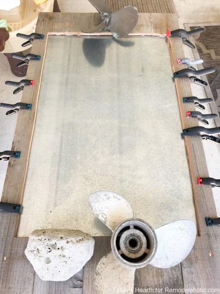 Table And Hearth Metal Display Board 14