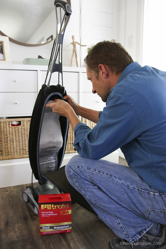 Vacuum Filters With Filtrete @Remodelaholic 25