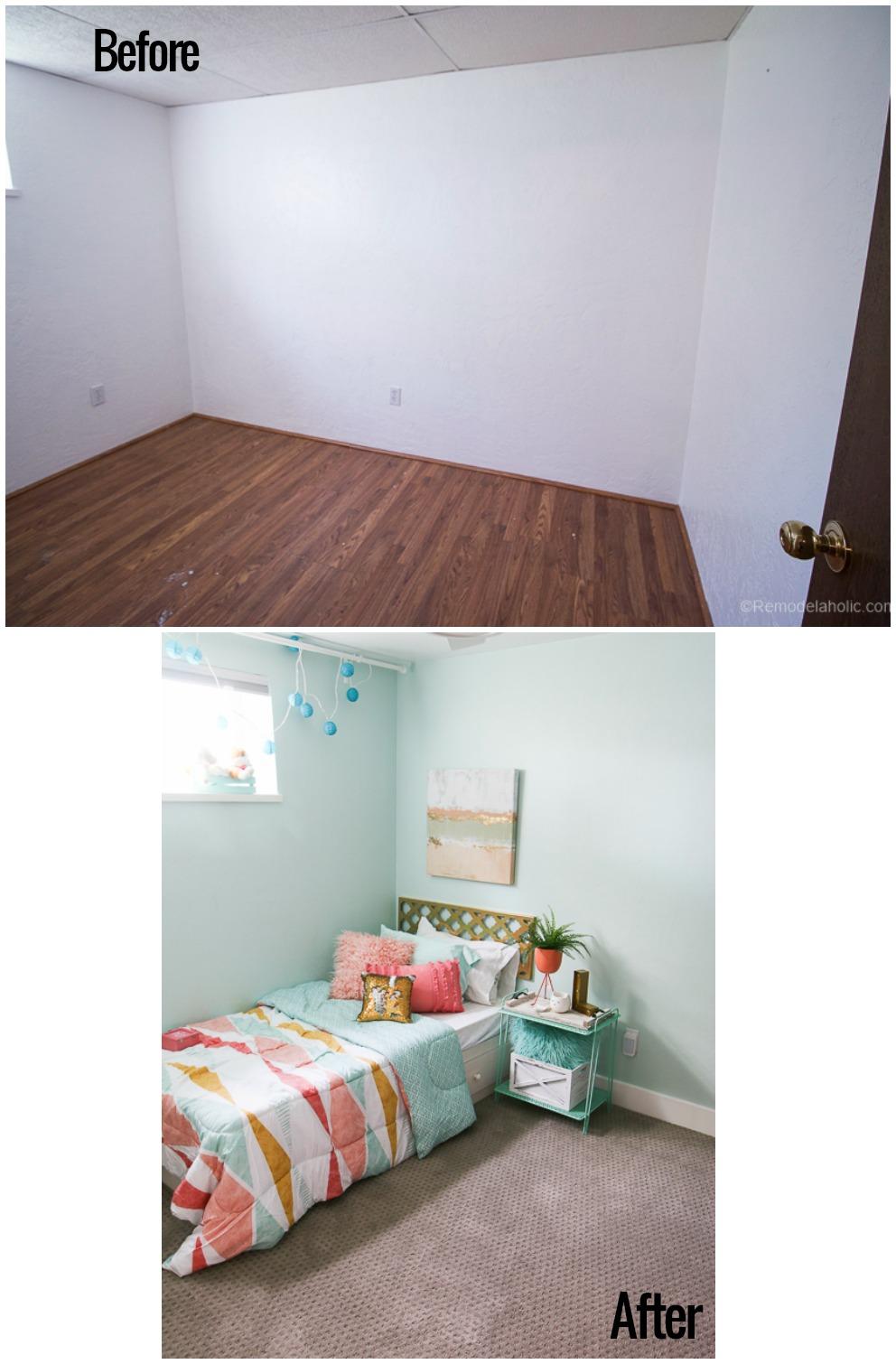 New Carpet Shaw Floors @Remodelaholic 31