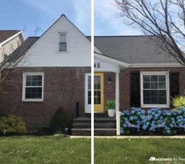 Real Life Rooms: Curb Appeal from Plain to Pretty