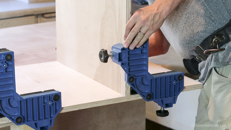Table Saw Workbench @Remodelaholic 24