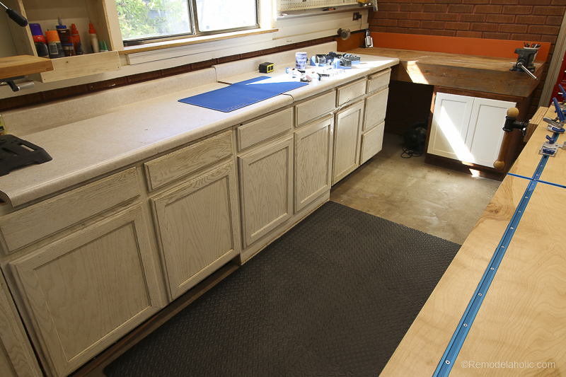 Table Saw Workbench @Remodelaholic 5