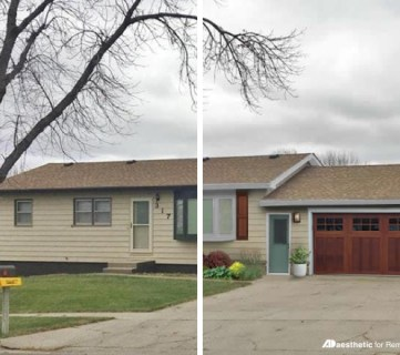 Reimagined Ranch Exterior and Curb Appeal Ideas | Featured Image