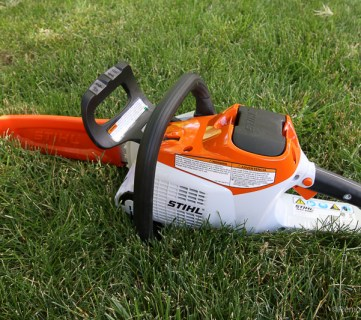 Stihl Chainsaw Safety Considerations @Remodelaholic 72