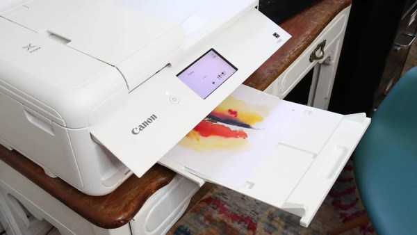 New Printer T9521C