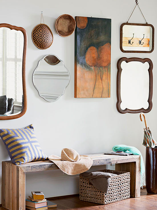 Featured Image Mixed Media Entryway