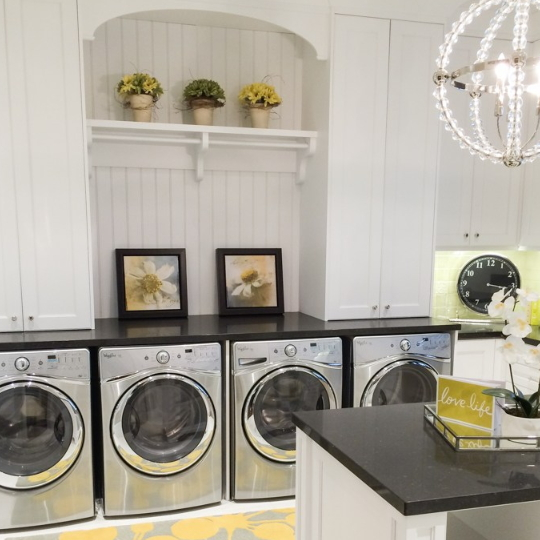 Week In Review! Loads Of Laundry A Laundry Room Makeover, Stunning Looks And Upping The Sorting Game