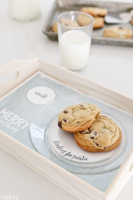 Cookies For Santa Tray Cami Tidbits