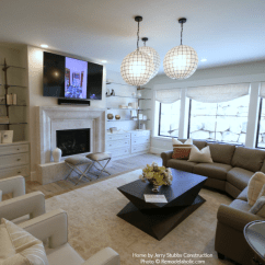 Transitional Style Living Room Interior Colour Ideas For Remodelaholic Get This Look Modern