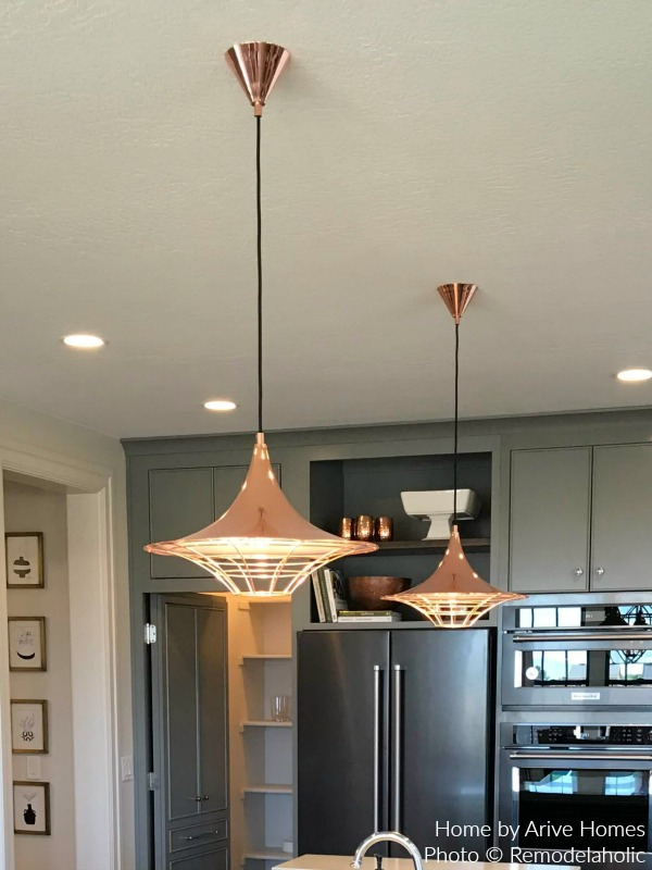 Pendant Lighting In The Kitchen For A Modern Farmhouse Look