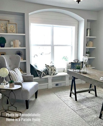 Prime Remodelaholic Inspired Through Instagram Home Offices Bralicious Painted Fabric Chair Ideas Braliciousco