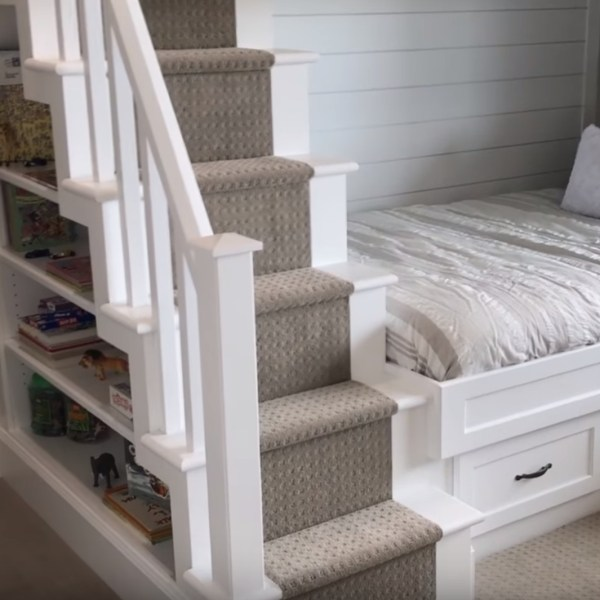 11 Awesome Bunk Rooms St George Parade Of Homes Video Tour