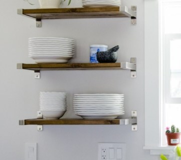 4.28 15+ Clever Shelving Hacks