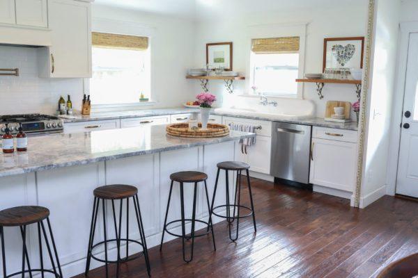Kitchen 9 1024x683 A White Farmhouse