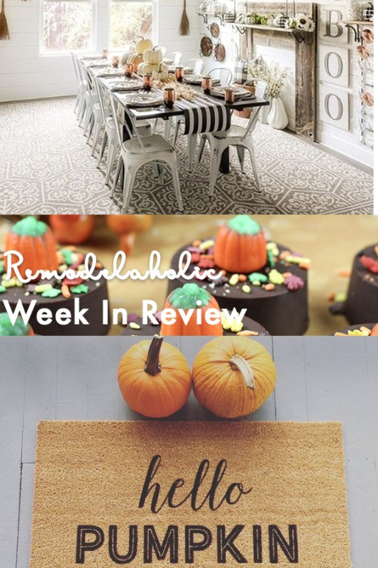 Fall Favorites Affordable Fall Throws + Sweet Fall Treats