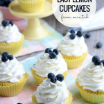 How To Bake Easy Lemon Cupcakes From Scratch, Recipe Remodelaholic