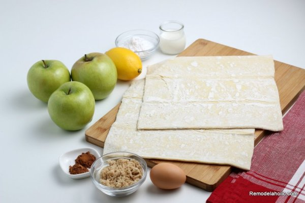 Apple Turnover Recipe Ingredients, Remodelaholic