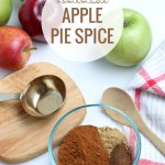 Homemade Apple Pie Spice Recipe, Remodelaholic