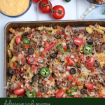 Delicious And Savory Loaded Nacho Fries Recipe From Remodelaholic