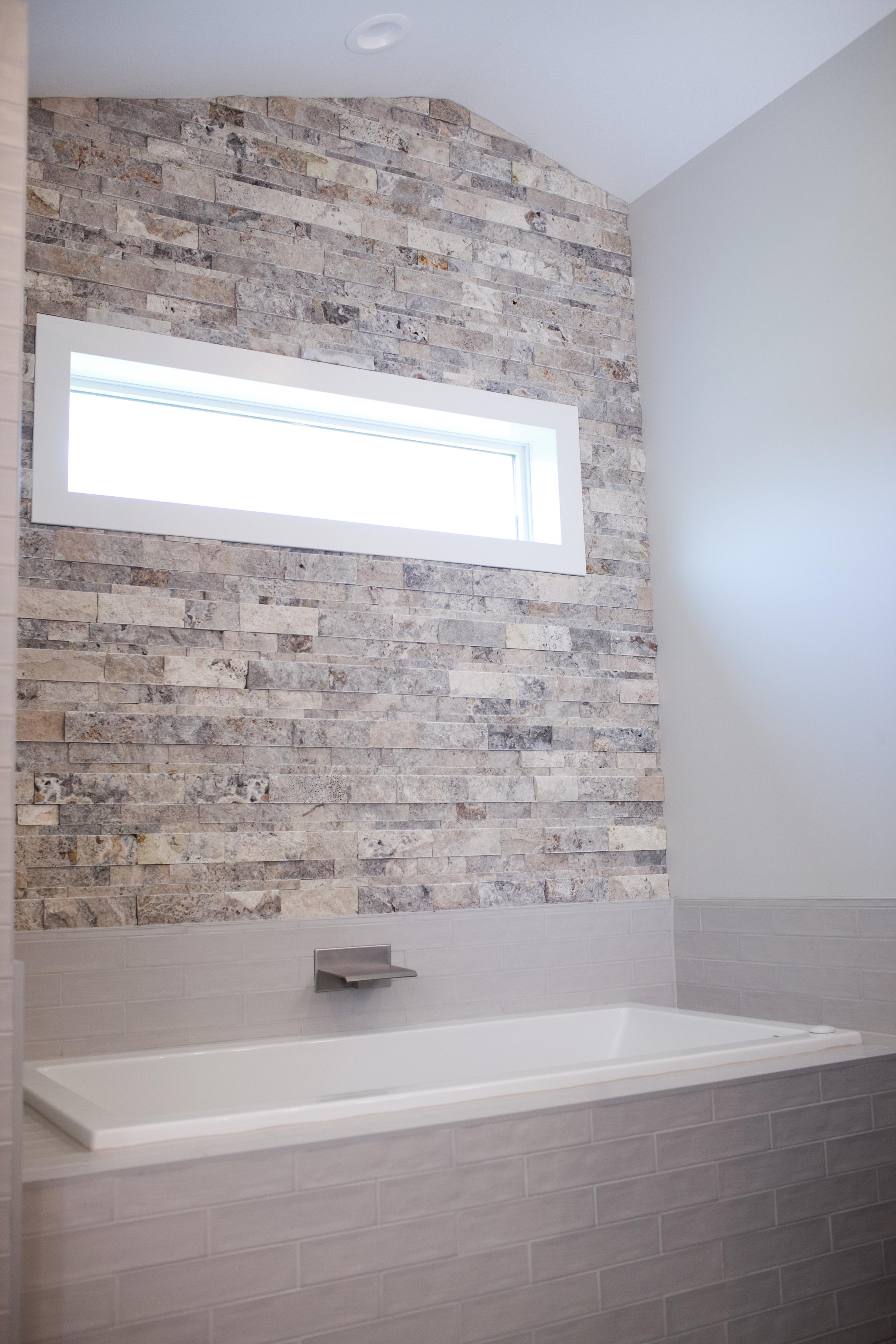 Classic Bathroom Addition  Pinnacle Homes Inc