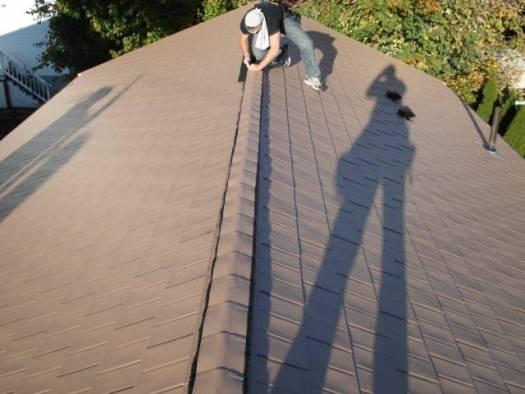 ridge-vent-cap-installation