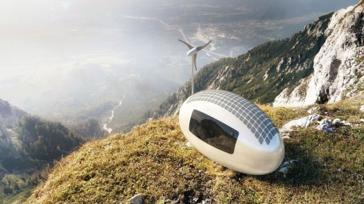 spaceship-like-home-capsule