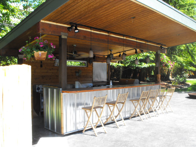 Top 20 Outdoor Kitchen Designs and Costs   Home Improvement ...