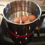 Making perfect hard-boiled eggs every time