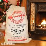 Get Your Santa Sacks Now!