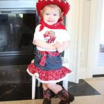 Cora's Cowgirl Birthday Preview!