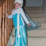 Reader Project: A beautiful handmade Elsa costume