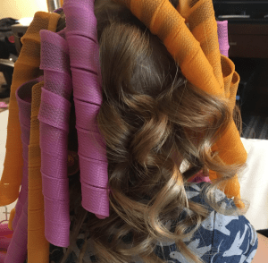 Heat-free curlers for kids and adults that actually work to create a long-lasting heat-free curl!