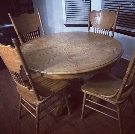 See this common table reworked at remodeliciouscom We found severalhellip