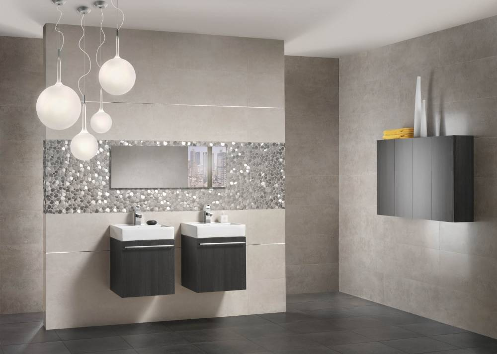 Bathroom Tile Ideas To Choose From  Remodeling A Bathroom