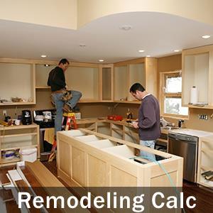 RemodelingCalculatororg  Estimate Home Remodel Cost